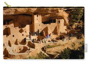 A Day At Mesa Verde Carry-all Pouch