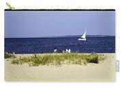 A Day At The Beach - Martha's Vineyard Carry-all Pouch
