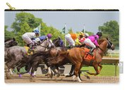 A Day At The Races Carry-all Pouch