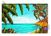 A Day In Paradise Hawaii Beach Shack  #360 Carry-all Pouch