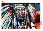 A Decorated Chief 1 Carry-all Pouch