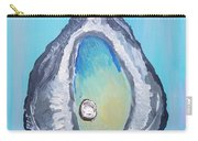 A Delightful Oyster Carry-all Pouch