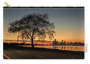 A Detroit Sunset - The View From Belle Isle Carry-all Pouch