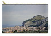 A Distant View Cefalu Sicily Carry-all Pouch