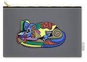 A Dog Named Picasso T-shirt Carry-all Pouch
