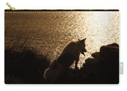 A Dogs View Carry-all Pouch