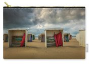 A Dutch Summer At The Beach Carry-all Pouch