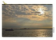 A Evening With Hudson River Carry-all Pouch