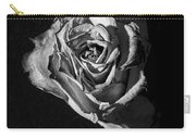 A Fading Rose Carry-all Pouch