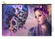 A Fairy Butterfly Kiss Carry-all Pouch
