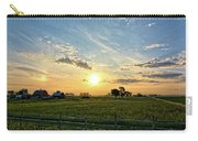 A Farmer's Morning 2 Carry-all Pouch