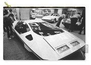 A Ferrari Modulo At Auto Show Carry-all Pouch