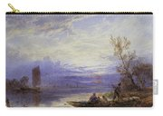 A Ferry At Sunset Carry-all Pouch
