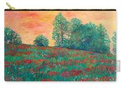 Field Of Beauty Carry-all Pouch