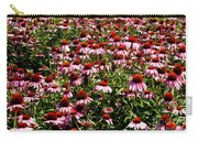 A Field Of Echinacea Carry-all Pouch