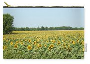 A Field Of Smiles Carry-all Pouch
