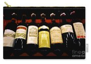 A Fine Selection Carry-all Pouch by David Lee Thompson