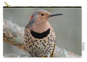 A Flicker Of Sunshine In Winter Carry-all Pouch