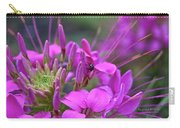A Fly And A Flower Carry-all Pouch