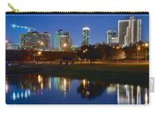 A Fort Worth Night Carry-all Pouch
