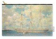A French Barque In Falmouth Bay Carry-all Pouch