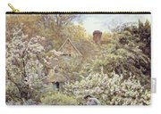 A Garden In Spring Carry-all Pouch
