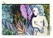 A Garden Muse Carry-all Pouch