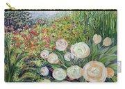 A Garden Romance Carry-all Pouch