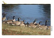 A Gathering Of Geese Carry-all Pouch
