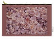 A Gathering Of Sea Shells In Sanibel Carry-all Pouch