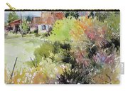A Glimpse Beyond The Brambles, France.. Carry-all Pouch