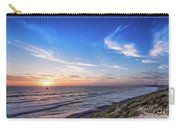 A Glorious Sunset At North Ponto, Carlsbad State Beach Carry-all Pouch