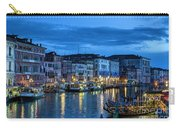 A Glowing Venice  Evening Carry-all Pouch