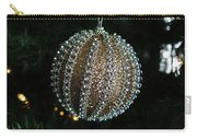 A Gold Orb- Horizontal Carry-all Pouch