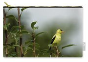 A Goldfinch In A Pear Tree Carry-all Pouch