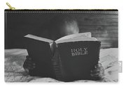 A Good Book At Bedtime Carry-all Pouch