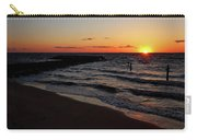 A Grand Beach Sunset Carry-all Pouch