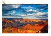 A Grand Canyon Sunset Carry-all Pouch