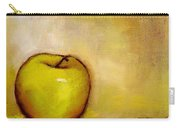A Green Apple Carry-all Pouch