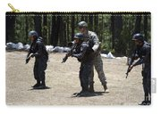 A Green Beret Instructs Tigres Trainees Carry-all Pouch