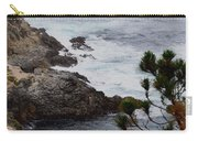 A Grey Day At Big Sur Carry-all Pouch