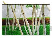 A Grove Of Birches 1 Carry-all Pouch