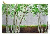 A Grove Of Birches 2 Carry-all Pouch