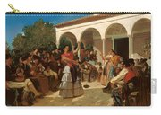 A Gypsy Dance In The Gardens Of Alcazar Carry-all Pouch