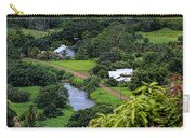 A Hanalei View Carry-all Pouch