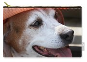 A Hat For Buddy Carry-all Pouch