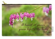 A Heart At Peace Carry-all Pouch