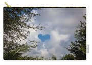 A Heart In The Sky Carry-all Pouch