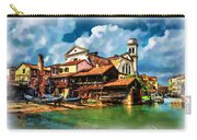 A Hidden Place In Venice Carry-all Pouch