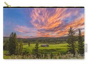 A High Dynamic Range Photo Of A Sunset Carry-all Pouch